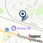 Компания Торговый дом ММК-Казахстан, ТОО на карте