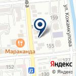 Компания eCar.kz на карте
