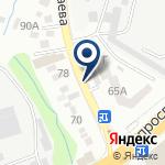Компания Каспий Сервис Курылыс на карте