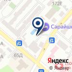 Компания Профессиональный футбольный клуб Алматы, ТОО на карте