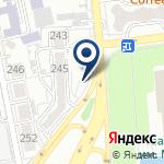 Компания Foodpanda.kz на карте