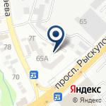 Компания Almaty flooring service на карте