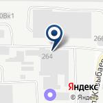 Компания Ак-Дэн на карте