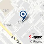 Компания DoorHan 21 век Алматы на карте