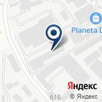 Компания Берик Жолдары на карте