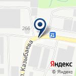 Компания Алматинская Металлургическая Компания на карте