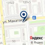 Компания Участковый пункт полиции №25 Алмалинского района на карте