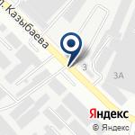 Компания Авмекс-Моторс на карте