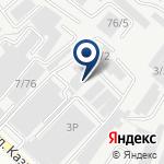 Компания ПЭК Казахстан на карте