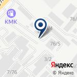 Компания Элфорт, ТОО на карте