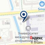 Компания Linde Gas Kazakhstan на карте