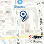 Компания ST Networks на карте