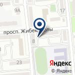 Компания Доктор Балжанов и К на карте