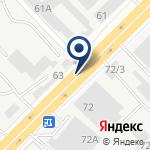 Компания TruckAutoService, ТОО на карте