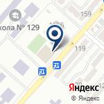 Компания Сапожок, ремонтная мастерская на карте
