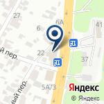 Компания Магазин автозапчастей на карте