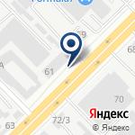 Компания Управление специализированной службы охраны г. Алматы на карте