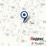 Компания РАТК, ТОО на карте