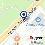 Компания АвтоДвор Есентай на карте