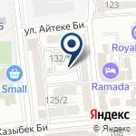 Компания SPB.kz на карте