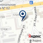Компания Жетысуский районный отдел по ЧС на карте