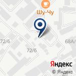 Компания Фабрика химчистки и крашения одежды, ТОО на карте