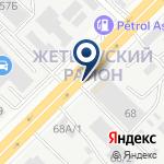 Компания ЛИДЕР АВТО, ТОО на карте