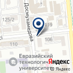 Компания KazNet INVEST, ТОО на карте