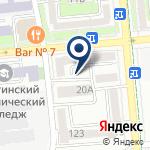 Компания На Досмухамедова на карте