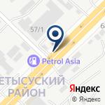 Компания Мотопарк на карте