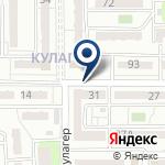 Компания Няня на карте