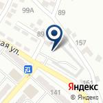 Компания Алтынай, ТОО на карте