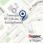 Компания Коктем-1, ПКСК на карте