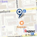 Компания Бархан на карте