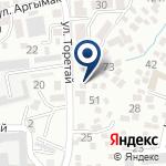 Компания Новые Технологии Алматы, ТОО на карте