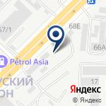 Компания Аксуек на карте