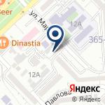 Компания Казахстанская ассоциация малой авиации, ОЮЛ на карте
