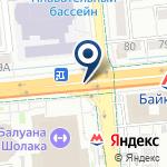 Компания Казахская Академия Спорта и Туризма на карте