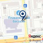 Компания YouPrintKz на карте