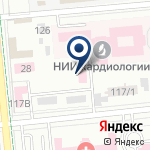 Компания Столовая на карте