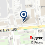 Компания Центр занятости г. Алматы на карте