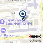 Компания Казахский национальный университет им. Аль-Фараби на карте
