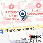 Компания Городской кардиологический центр на карте