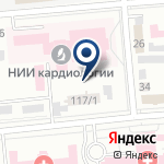 Компания Институт психологии и психотерапии, ТОО на карте