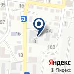 Компания Кулпынай, ТОО на карте