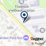 Компания Алматинский университет энергетики и связи на карте