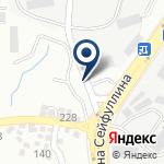Компания Алматинская ТЭЦ-1 на карте