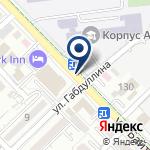 Компания Хозяйственное управление города Алматы на карте