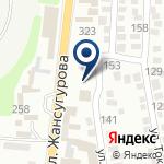 Компания Алматы ВЕТ на карте