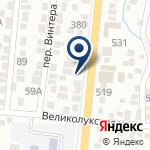Компания ЛУЧ на карте